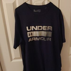 Under Armour Mens Short Sleeve T Shirt. Size XL.